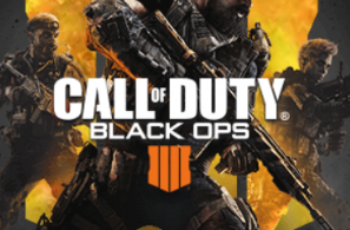 First 2XP on Call of Duty Black Ops 4